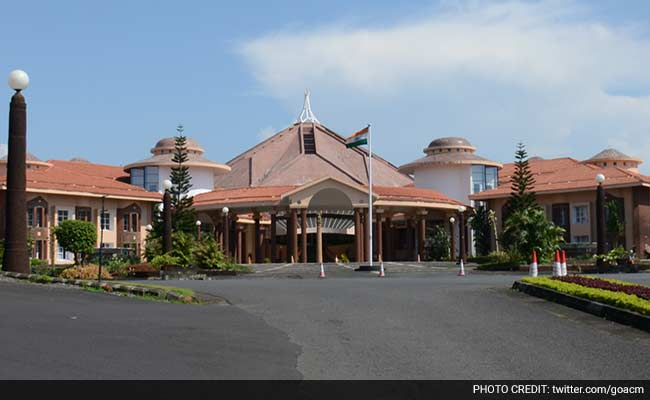 Goa Congress Gives Notice For Removal Of Assembly Speaker