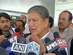 Still In Majority In Uttarakhand, Ready To Prove It On Floor: Harish Rawat