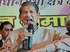Uttarakhand Rebel Lawmakers Release Sting Video On Harish Rawat