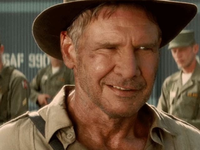 Harrison Ford to Reprise Iconic 'Indiana Jones' Role