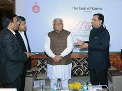 Jat Agitation Finds Echo In Haryana Investors' Meet