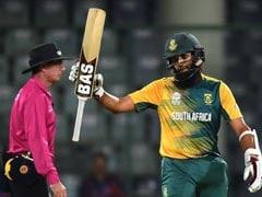 वर्ल्ड टी-20 : दक्षिण अफ्रीका ने औपचारिकता के मैच में श्रीलंका को आठ विकेट से हराया