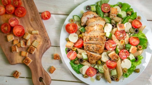easy chicken recipes for weight loss