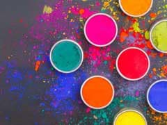 Delightful Holi 2017: 8 Ways You Can Protect Your Skin From Harmful Colours   NDTV Food