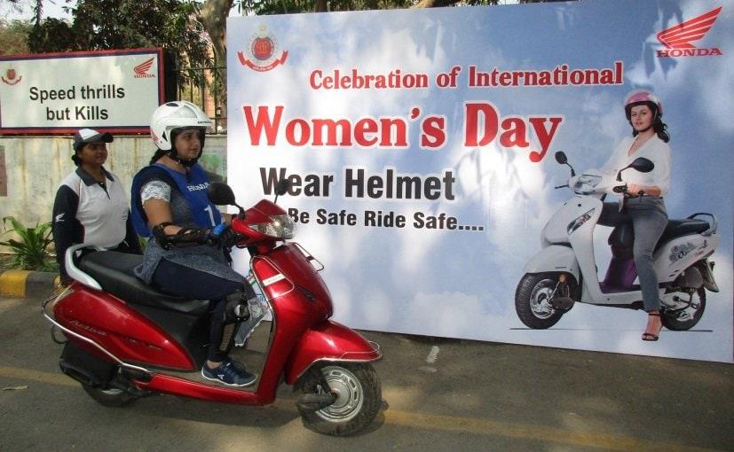 Honda Celebrates International Women's Day