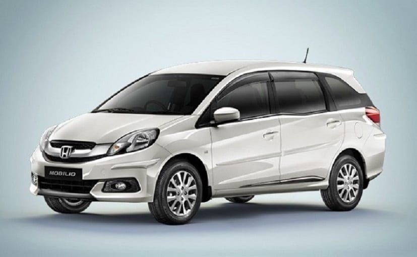 Is It The End Of The Road For Honda Mobilio In India?