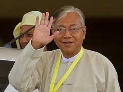म्यामांर के राष्ट्रपति क्याव ने किया ताजमहल का दीदार, बताया भारत की महानता का गवाह