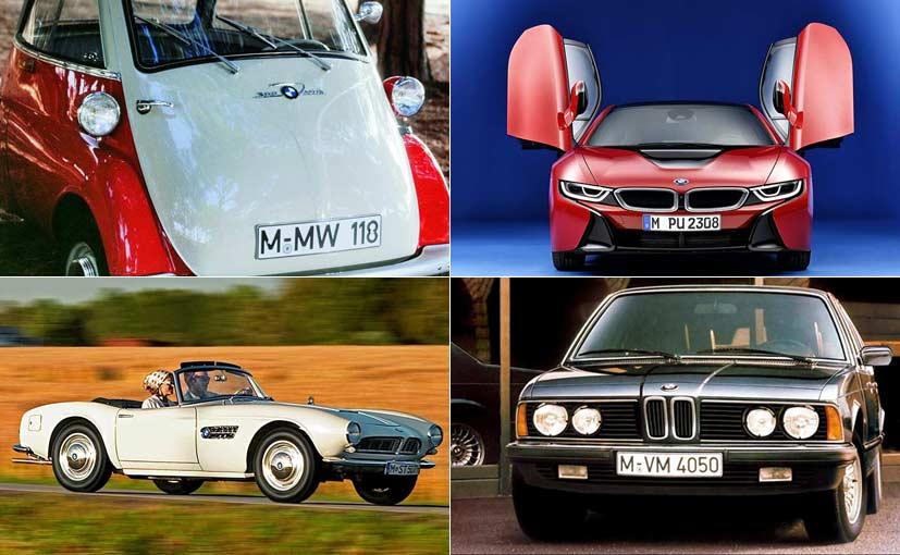 ad88e08f7f The Most Iconic BMW Cars Ever Made - NDTV CarAndBike