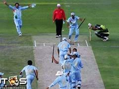 वर्ल्ड T20 : जब पाकिस्तान पर शानदार जीत के बाद टीम इंडिया ने गाया था 'चक दे इंडिया'