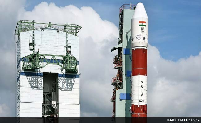 Planet Labs To Launch 4 Satellites On Board India's PSLV-C40 Mission