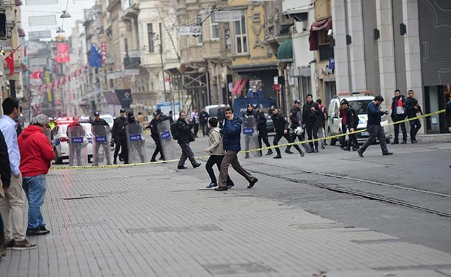 Turkish Police On High Alert In Deserted Streets After Bombing