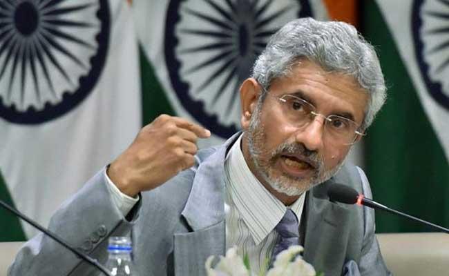चीन और भारत के रिश्ते को 'काले-सफेद' की परिभाषा में नहीं देखा जा सकता : विदेश सचिव एस. जयशंकर