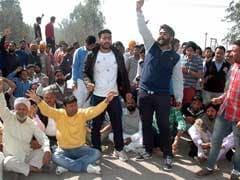 Haryana Cabinet Clears Bill For Jat Reservation