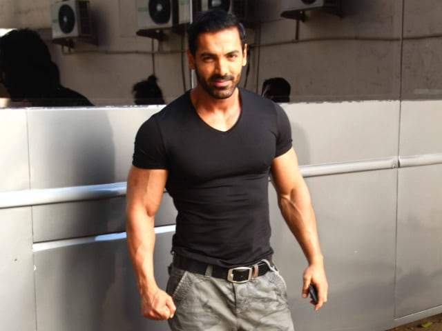 John Abraham is Trying to 'Make a Point' With Rocky Handsome