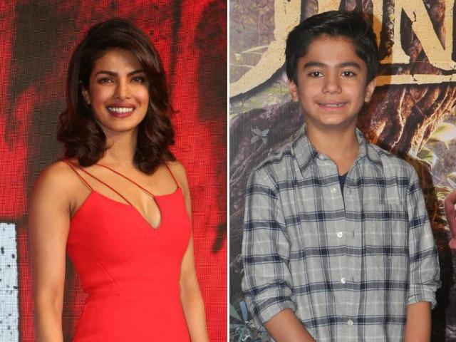 Priyanka Chopra to Neel Sethi: The Jungle Book Will be 'Epic'