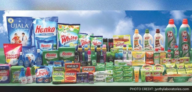 Jyothy Labs Q4 Net Profit Up 32% At Rs 36 Crore