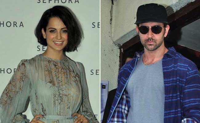 Hrithik Roshan Names Kangana, Who Is Summoned By Cops: 10 Developments