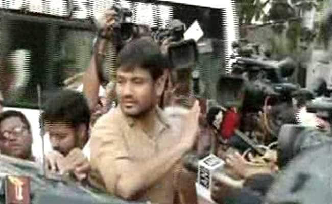 Tense Hyderabad University Stops Kanhaiya Kumar At Gate: 10 Facts