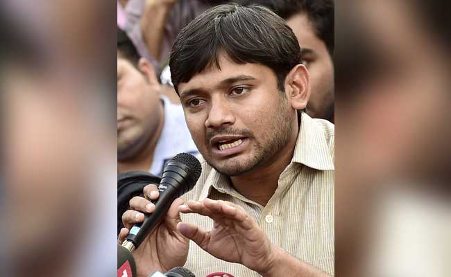 Delhi Police Registers Case In Connection With Posters Against Kanhaiya Kumar