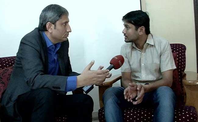 ये लड़ाई देश के खिलाफ नहीं, बल्कि सरकार के खिलाफ है : NDTV से बोले कन्हैया कुमार