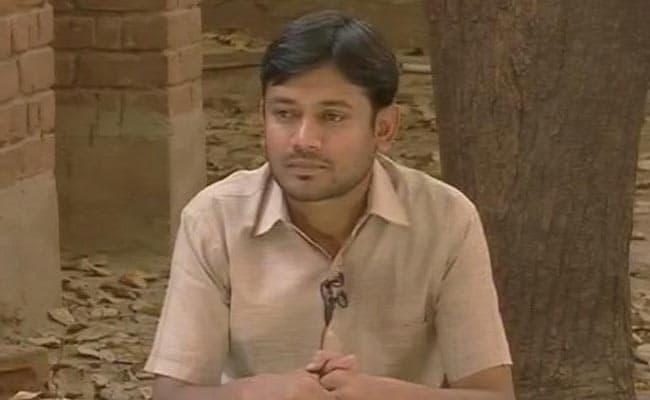 जेएनयू के छात्र उमर और अनिर्बान की रिहाई के लिए आंदोलन की अगुवाई करेंगे कन्हैया कुमार