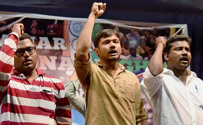 Students Of 3 Pune Institutes Invite Kanhaiya Kumar For Dialogue