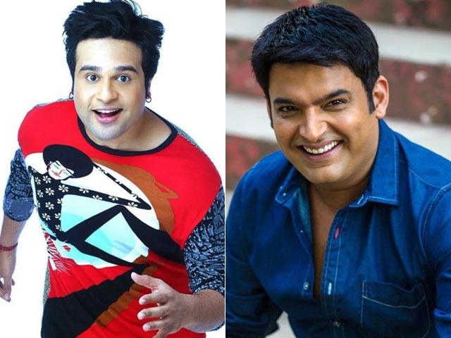 Kapil Sharma and Krushna Abhishek 'Aren't Friends.' They Are 'Rivals'