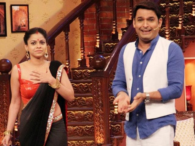 Why Kapil Sharma's 'Wife' From Comedy Nights Joined His New Show