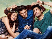 Sidharth, Alia Are Always With a Third Actor in Films. Coincidence Much?