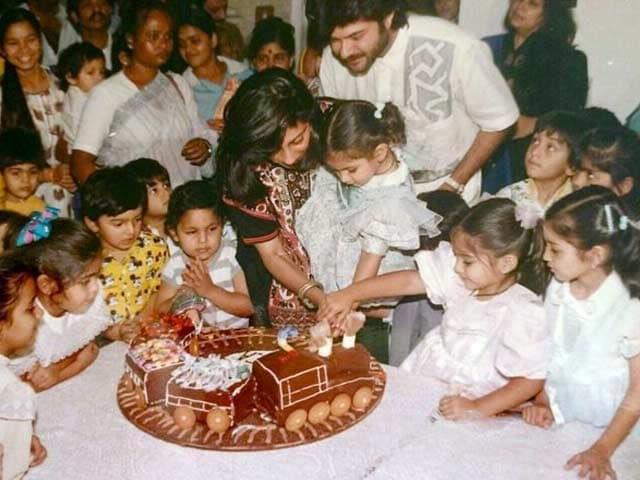 Spot Ranbir, Arjun, Sonam in This Childhood Pic. It's Not a 'Piece of Cake'