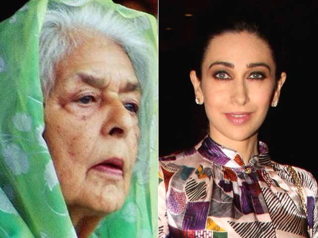 Karisma Kapoor's 'Big Fan Moment' Came After Meeting Gayatri Devi