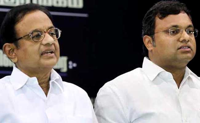 P Chidambaram Will Be In Parliament Tomorrow: Karti Chidambaram To NDTV