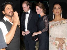 In India, William and Kate Will be Welcomed by Shah Rukh, Aishwarya