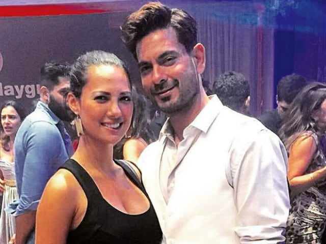Keith Sequeira Knows Which 'Way' He is Headed With Girlfriend Rochelle
