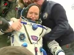 340 दिन स्पेस में बिताकर लौटे NASA के स्कॉट केली ने बनाया रिकॉर्ड