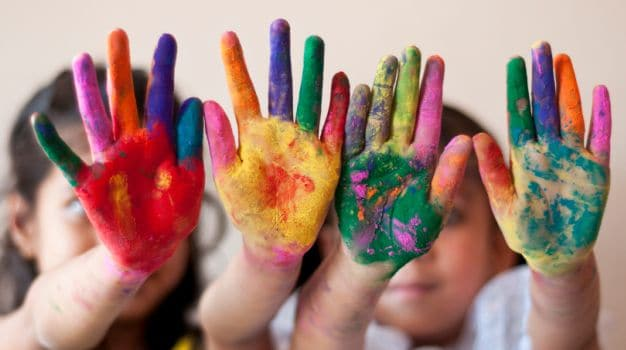 Holi 2016: How to Ensure Your Child's Safety