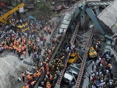 Kolkata Flyover Collapse: Another IVRCL Official Under Police Scanner