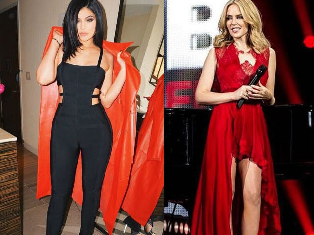 Will the Real Kylie Please Stand up? Jenner vs Minogue in Epic Battle