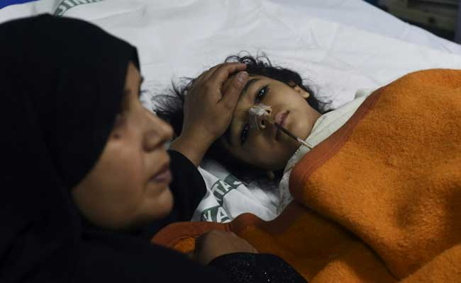 Blood-Stained Swings Where Lahore Children Died: Details Of Deadly Attack