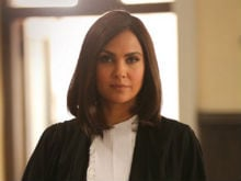 First Look: Lara Dutta as a Lawyer in <I>Azhar</i>