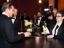 Leonardo DiCaprio Almost Left His Oscar Trophy in Hotel