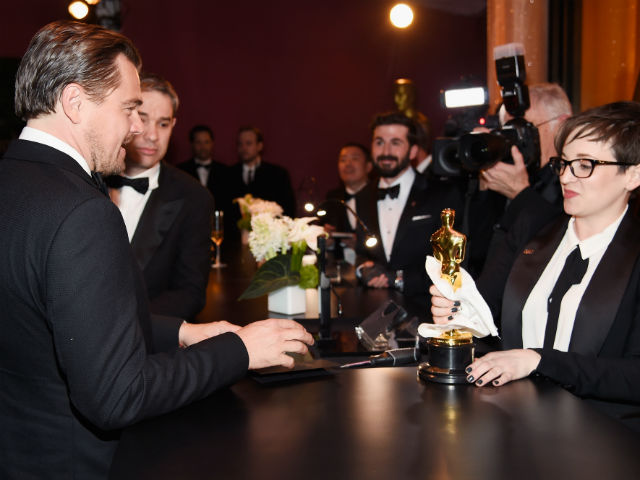 Leonardo DiCaprio Almost Left His Oscar Trophy in Hotel