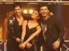 <i>Let's Nacho</i> With Alia, Sidharth, Fawad. Make Sure You Watch Till the End