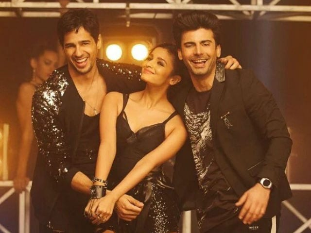Let's Nacho With Alia, Sidharth, Fawad. Make Sure You Watch Till the End
