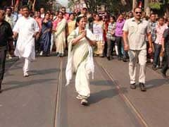 Mamata Banerjee Slams Congress-Left 'Rainbow Coalition' In West Bengal