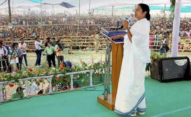 7321f6c41 Mamata Banerjee Tags Malda Violence A 'Small Trouble'