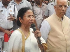 Railway Ministry Led By Mamata Had Favoured IVRCL: BJP