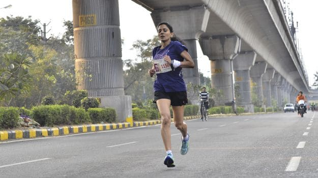 Fitness Fever: Electrifying Buzz at the Women 10K Marathon in Gurgaon