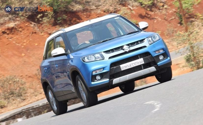 Maruti Suzuki to Increase Vitara Brezza's Production