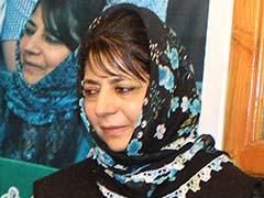 Mamata Banerjee Congratulates Mehbooba Mufti